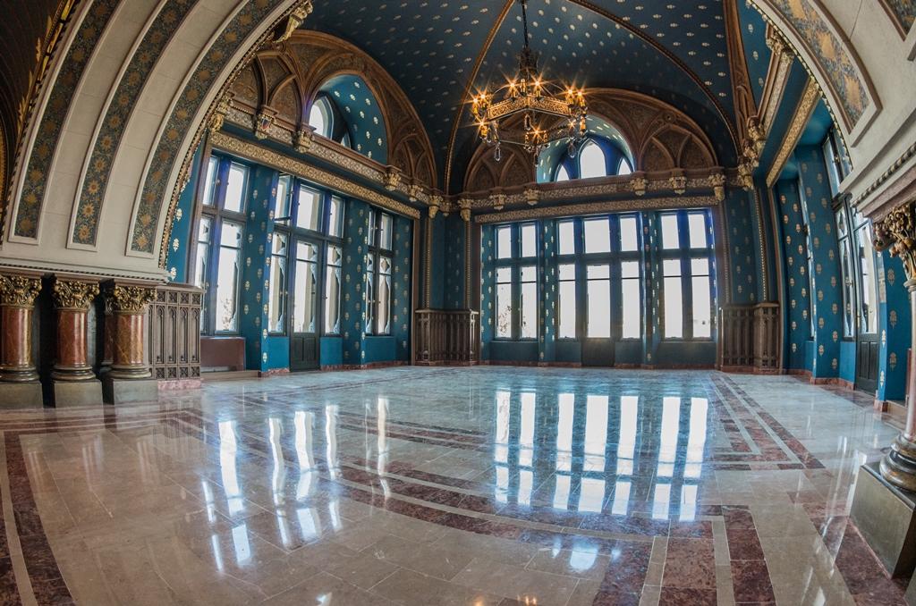 palatul culturii sala etaj